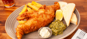 Over 60s Discount Food Menu at The Quarry Bank, Timperley